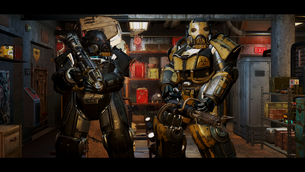 Best Fallout 4 Power Armor Mods for Xbox One in 2019 - PwrDown