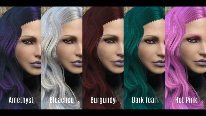 fallout 4 female faces