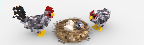 Best Minecraft Mods that add New Creatures, Animals & Mobs to the