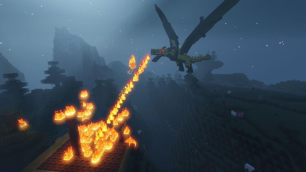 Best Minecraft Mods That Add New Creatures Animals Mobs