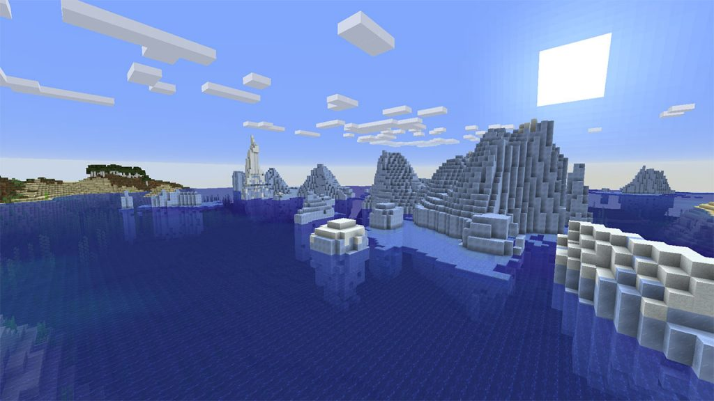 Best Minecraft Seeds for Icebergs in 1 13 2 2019 - PwrDown