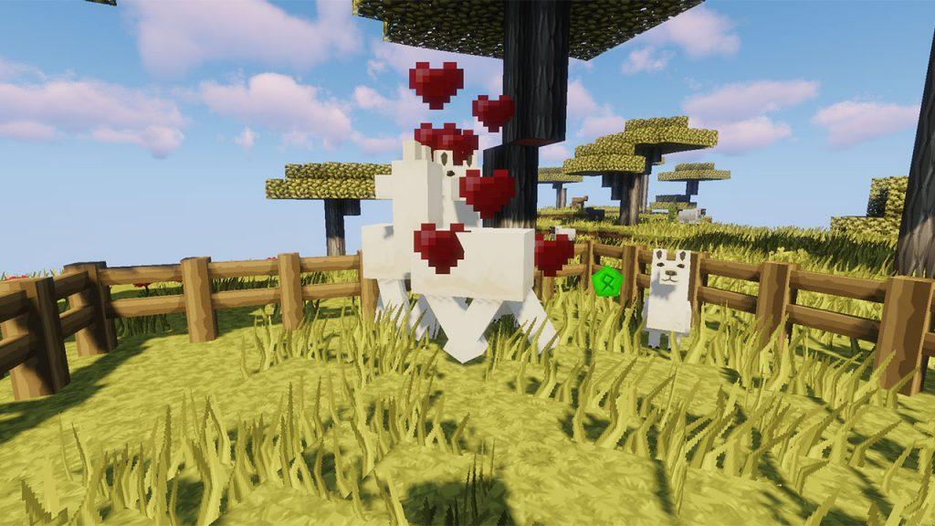 spawn baby llama