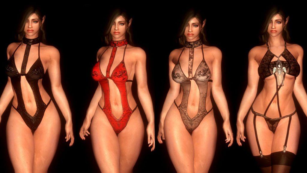 Top 10 Best Skyrim Adult, Nude & Sex Mods - PwrDown
