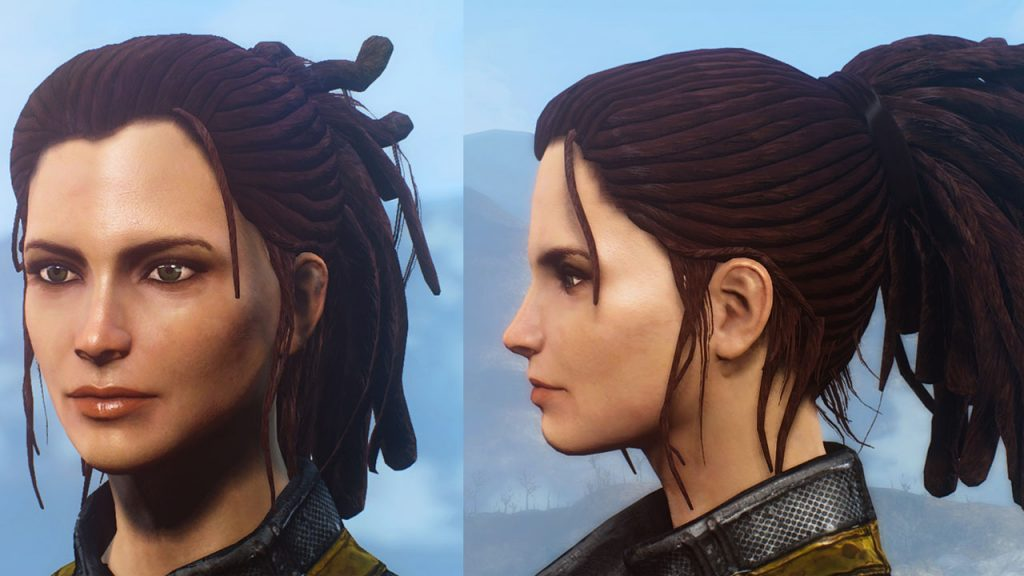 Best Fallout 4 Mods for Hair & Styles in 2019 - PwrDown
