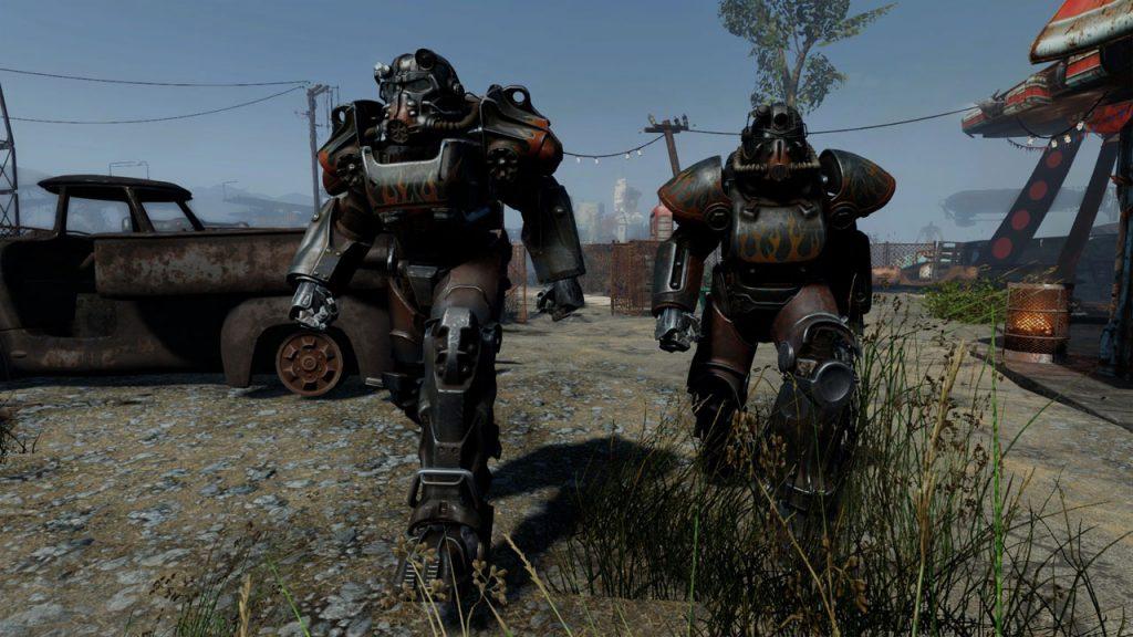Hellfire power armor