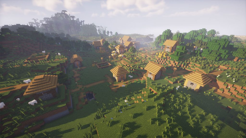 Top 10 Best Minecraft 1 14 4 Seeds for August 2019 - PwrDown