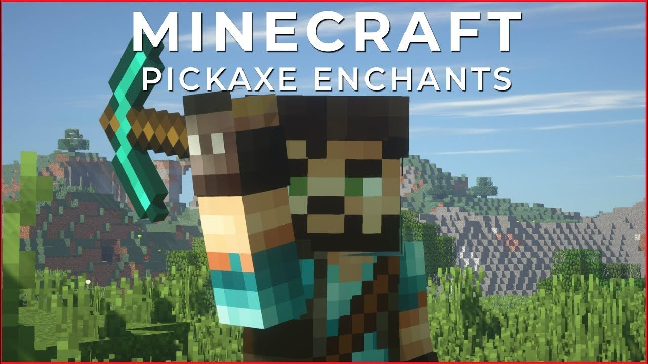 The Best Pickaxe Enchantments In Minecraft Pwrdown Put a boat on blue ice and move on it you can go fast! best pickaxe enchantments in minecraft