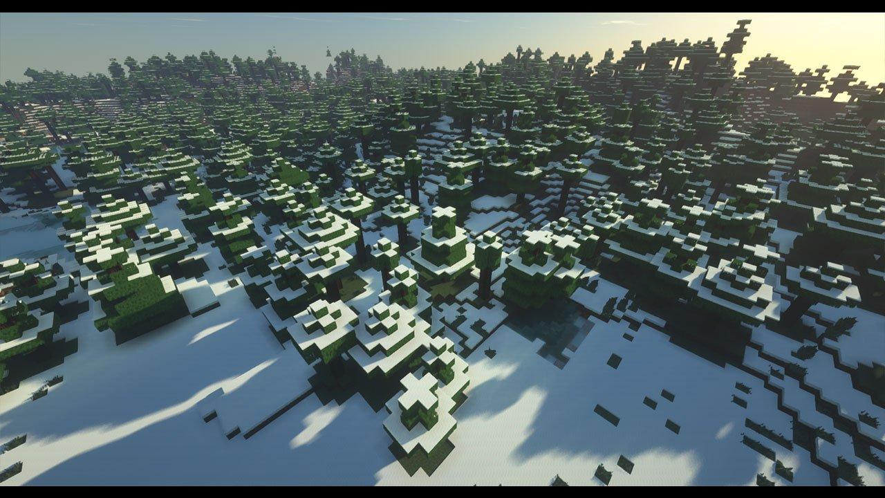 Minecraft: Top 9 Best Snow & Winter Seeds - PwrDown