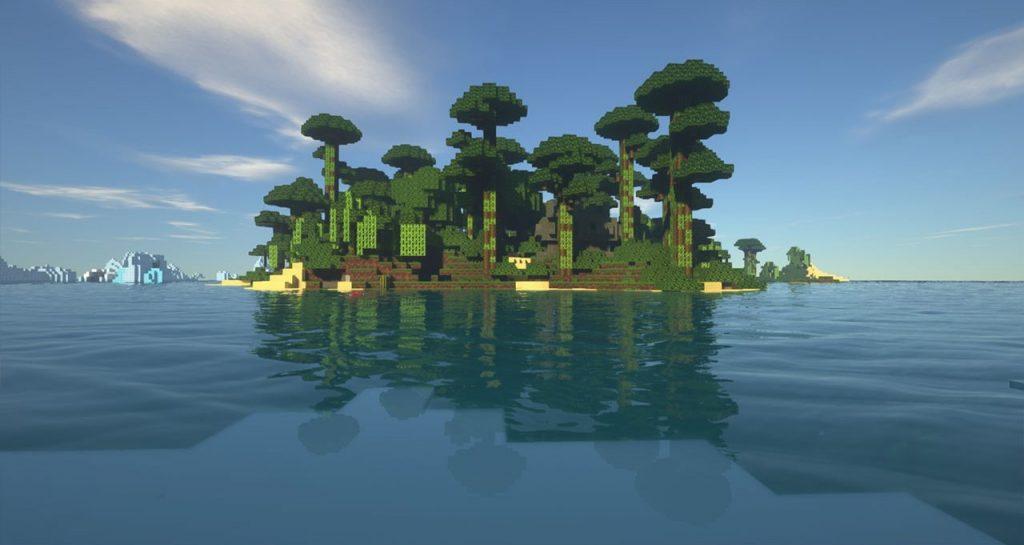 jungle spawn