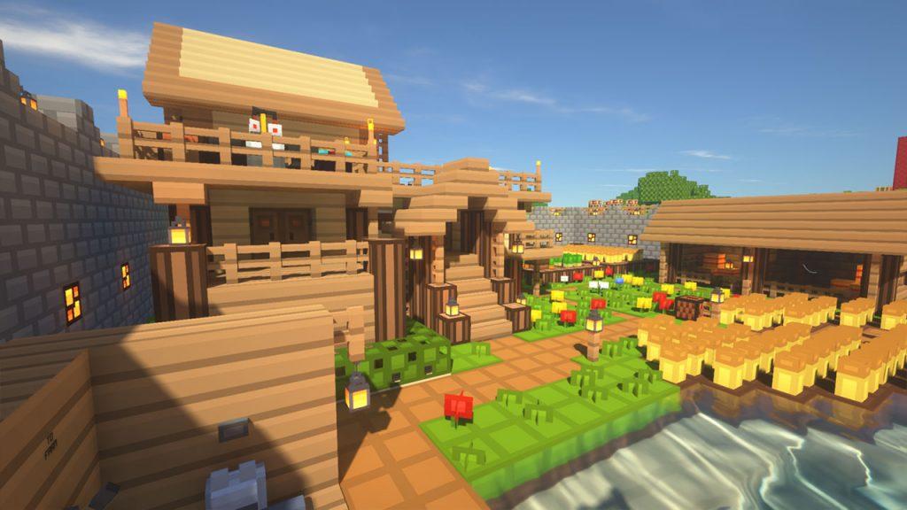 Top 8 Best Minecraft Plastic/Simple Texture & Resource Packs - PwrDown