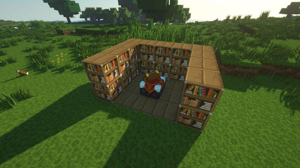 Best Enchanting Room Setup In Minecraft Pwrdown