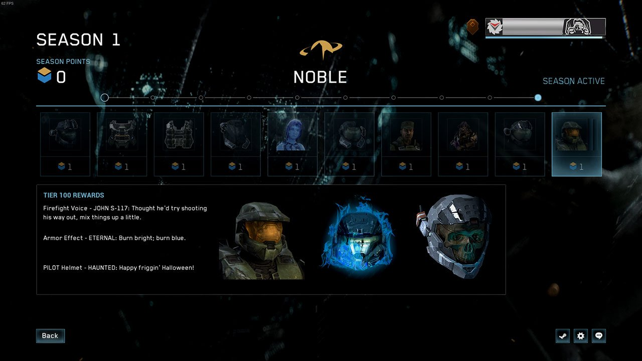 How To Unlock Equip Armor Effects In Halo Master Chief