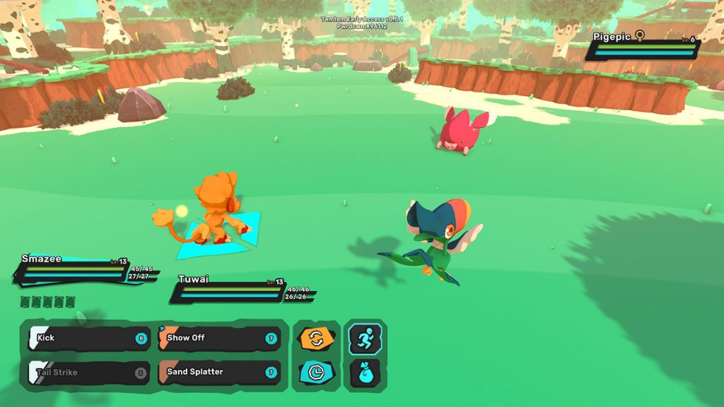 temtem battle