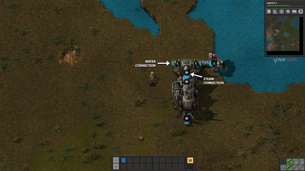 factorio connection points