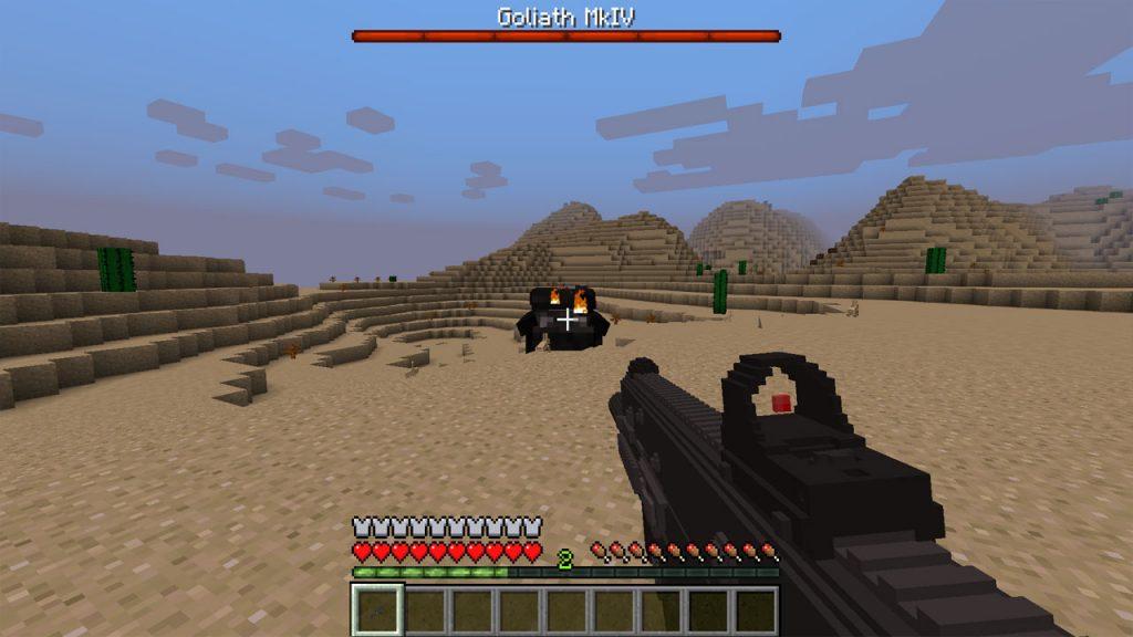 Minecraft: Top 10 Best Gun Weapon Mods PwrDown