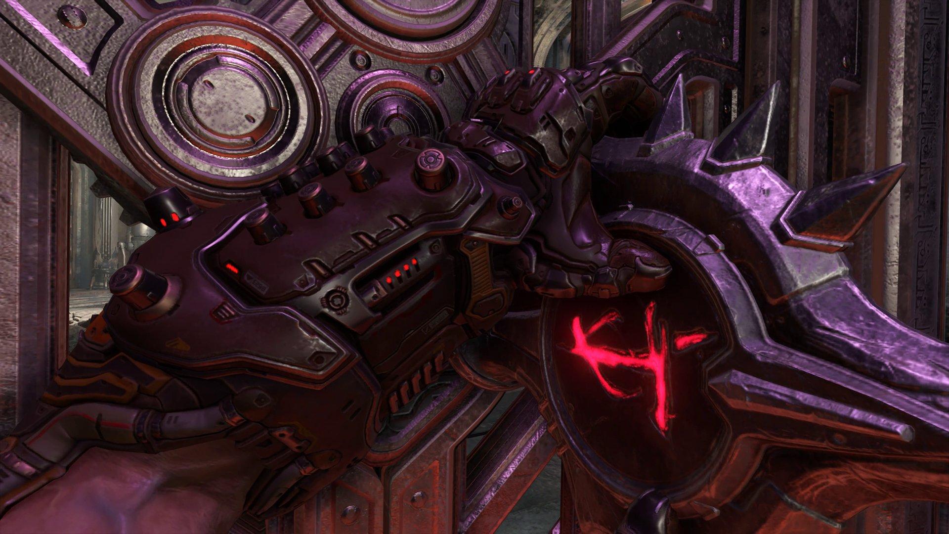 Doom Eternal Slayer Key