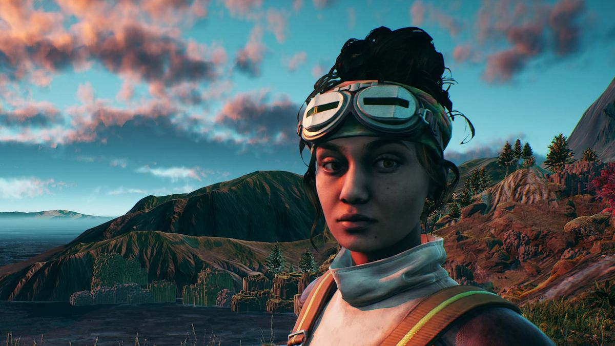 The Outer Worlds Parvati