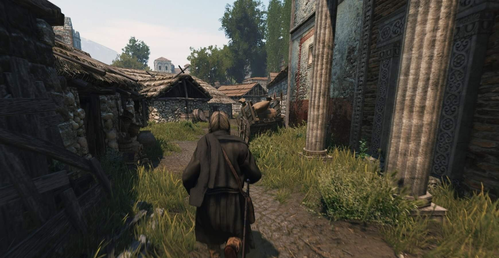 Inside a Settlement