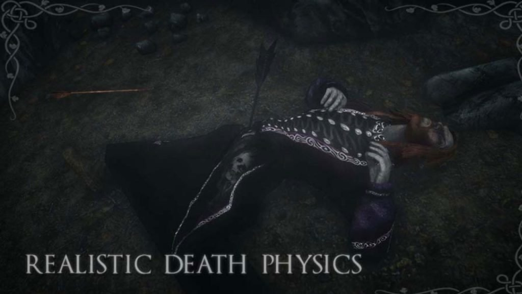 death physics