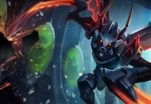 league of legends show ping