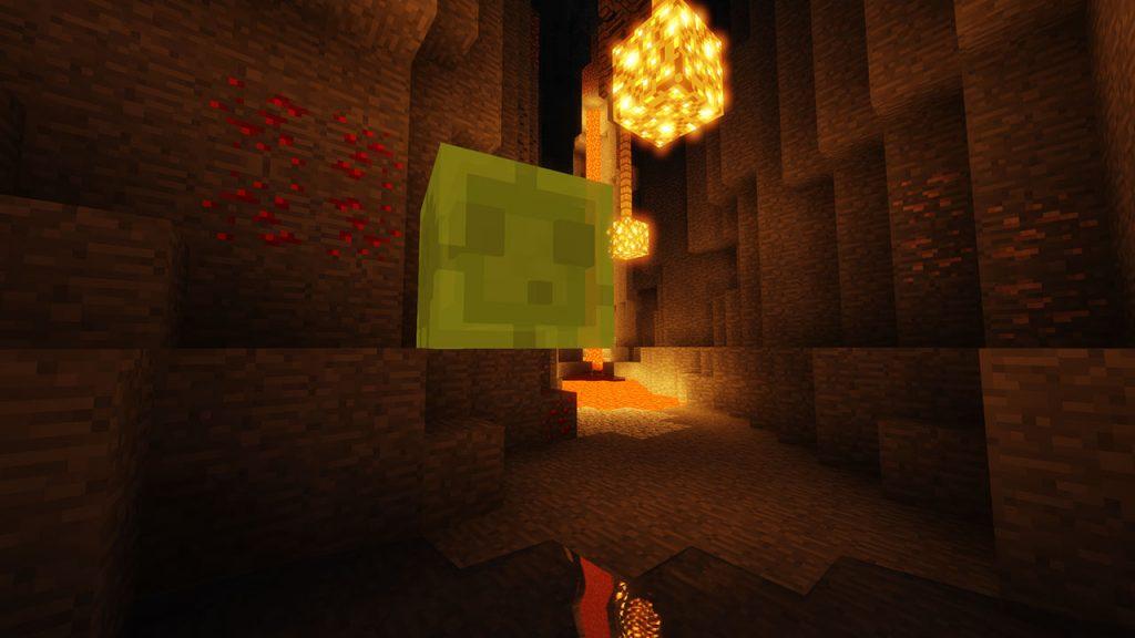 slimes underground