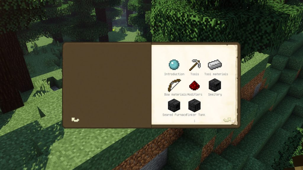 materials and you